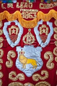 Leão Coroado