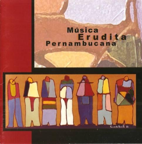 CD Musica Erudita - capa